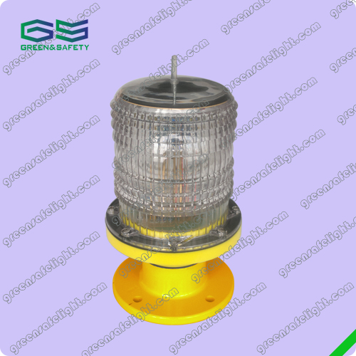 Gs Ls L Low Intensity Solar Powered Aviation Obstruction Light