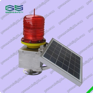 Gs Ls S Low Intensity Solar Powered Aviation Obstruction Light