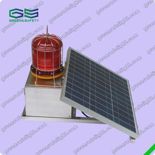 Gs Ms S Medium Intensity Type B Solar Powered Aviation Ob Light