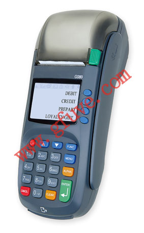 Gs80 Countertop Payment Termina