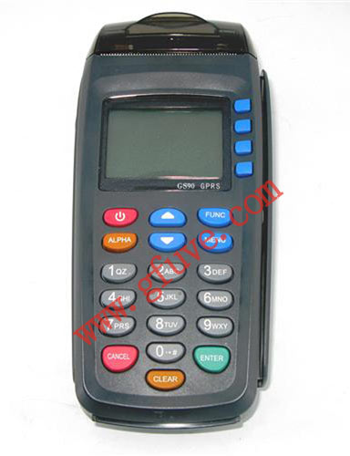 Gs90 Mobile Wireless Pos Terminal