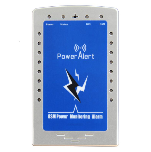 Gsm Sms Ac Power Monitor And Alarm
