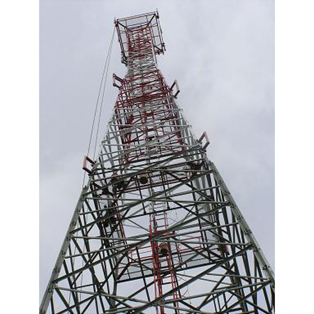 Gsm Telecom Angular Steel Tower