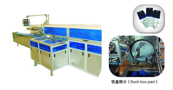 Gt 100 High Speed Mask Cartoning Machine