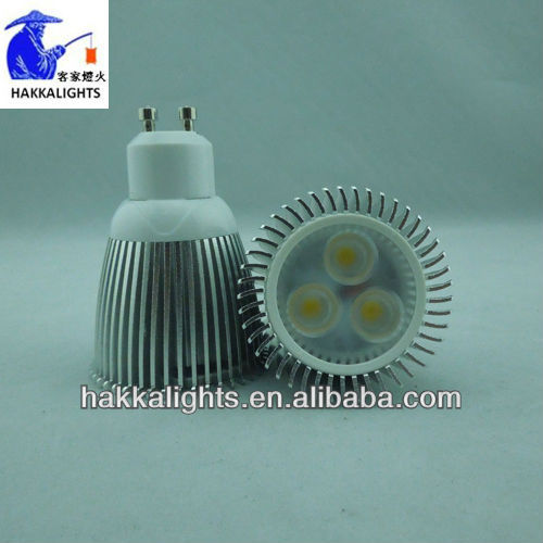 Gu10 Led 2700k Dimmable 3w