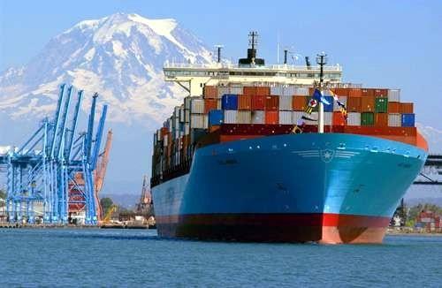 Guangzhou Best Logistics Company Sea Freight Ocean Forwarder