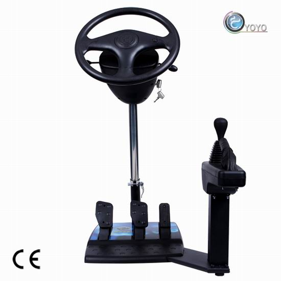 Guangzhou Most Popular Dual Use Vehicle Driving Simulator