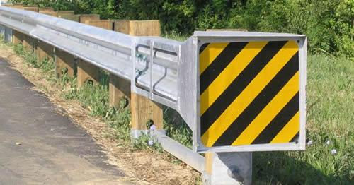 Guardrail Accessories Caps