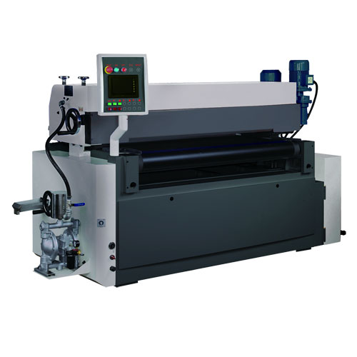 Gv W0 T Series Rolls Coater Global Vision