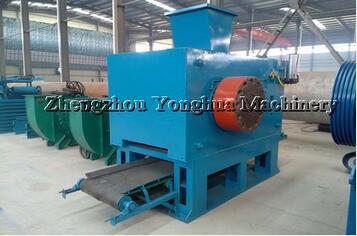 Gypsum Briquetting Machine From Tina 86 15978436639