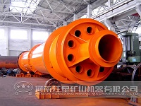 H Series Rotary Dryer Indirect Heat Drier