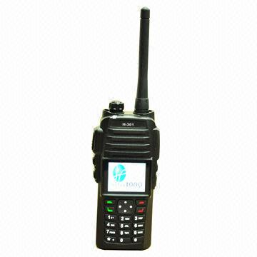 H361 Dpmr Two Way Radio 400 To 470mhz 4w High 1w Low Rf Power Digital Supports Gps Tracking