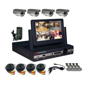 Ha 7074 Waterproof Camera Dvr Kit