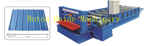 Haide Type 1080 Roll Forming Machine