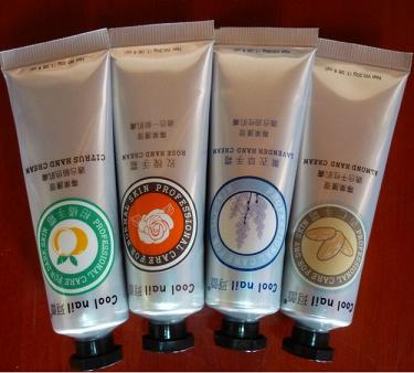 Hairdressing Gel Tube Sample Sack Body Milk Cream