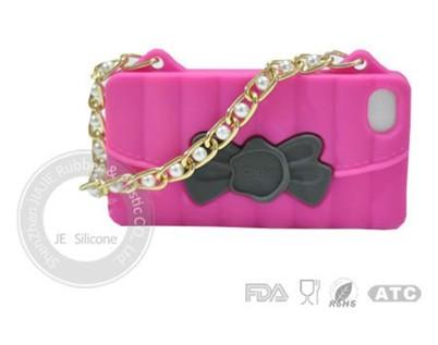 Hana Silicone Ipone 4 4s Case Apple Iphone Skin Blackberry Factory Wholesale Price