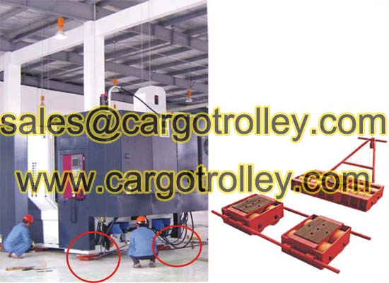 Hand Cargo Trolley Instruction And Details