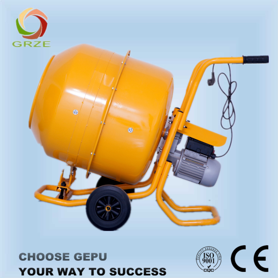 Hand Pushed Type Mini Concrete Mixer For Sale