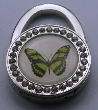 Handbag Hook Butterfly Image