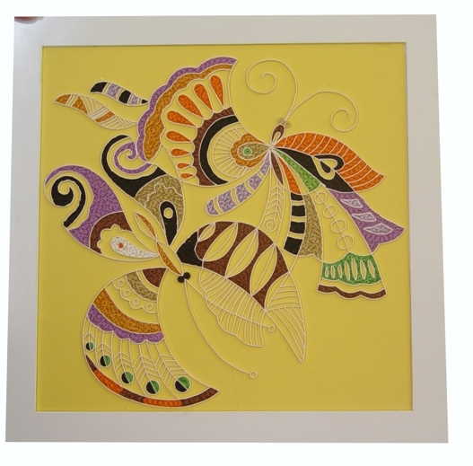 Handicrafts Quilling Gifts Beautiful Handmade