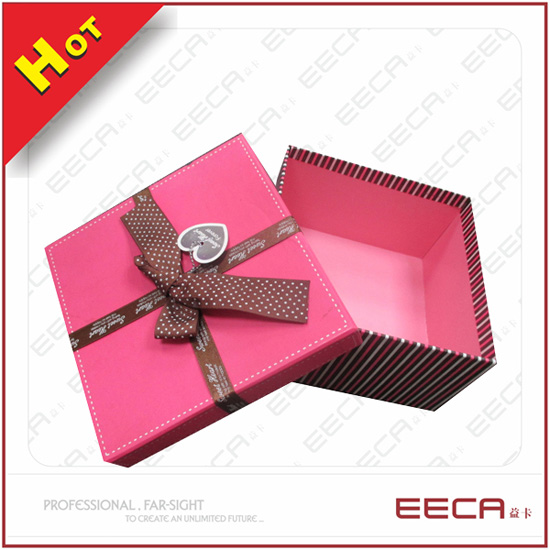 Handmade Paper Wedding Gift Box Papr