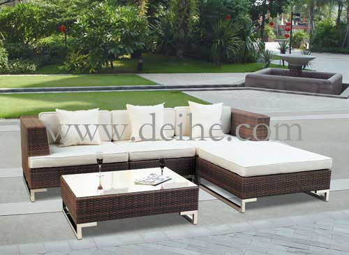 Handwoven Patio Furniture