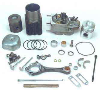 Hatz B Series Diesel Engine Parts