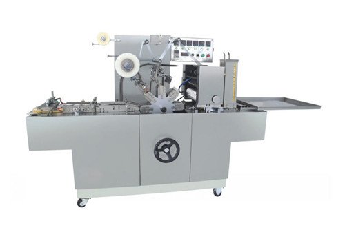 Hb 280a Transparent Film Three Dimensional Packaging Machine