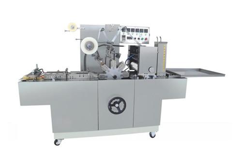 Hb 280b Transparent Film Three Dimensional Packaging Machine