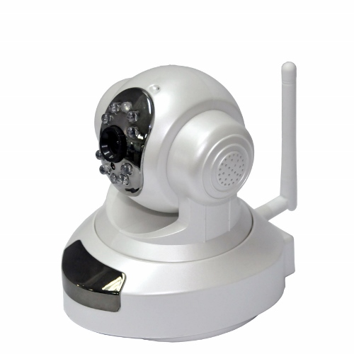 Hd 1megapixel Tilt Pan Two Way Audio Wireless Ip Camera