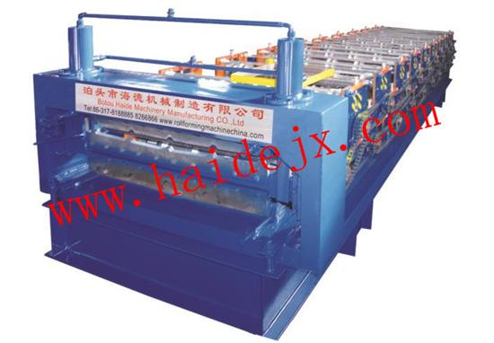 Hd 840 900 Double Layer Roll Forming Machine