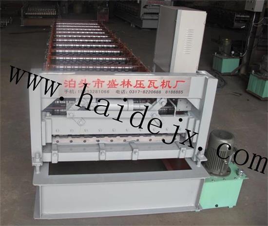 Hd C10 Roll Forming Machine