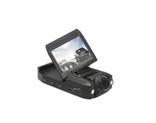 Hd Car Dvr Black Box Video Light 30fps