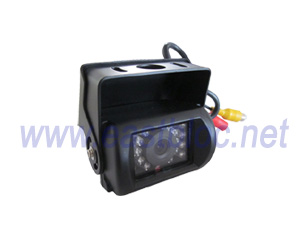 Hd Ccd Rear View Camera For Bus Truck