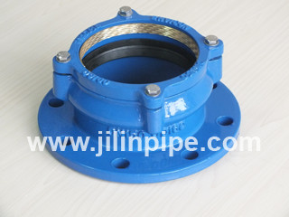 Hdpe Flange Adapter Ductile Iron