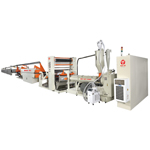Hdpe High Speed Flat Yarn Extrusion Line