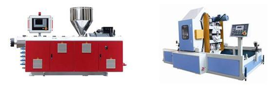 Hdpe Water Supply Pipe Gas Energy Saving And High Speed Extrusion Line