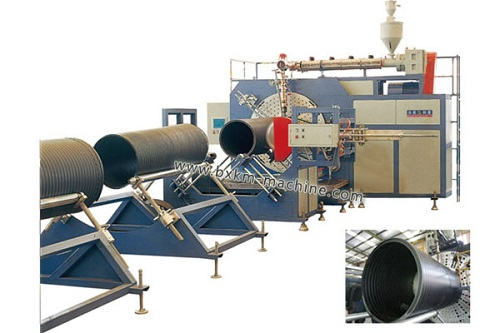 Hdpe Winding Pipe Production Line