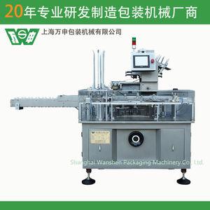 Hdz 150k Water Needle Automatic Cartoning Machine
