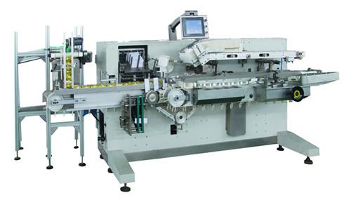 Hdz100 Multifunctional Automatic Cartooning Machine