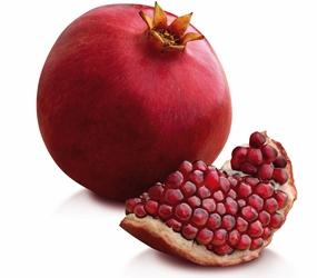 Healthy Fresh Pomegranates Fresh Fruit
