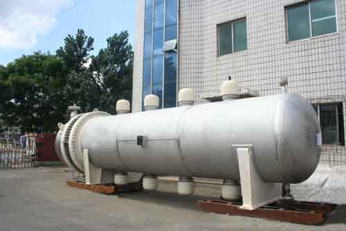 Heat Exchanger For Mto Project