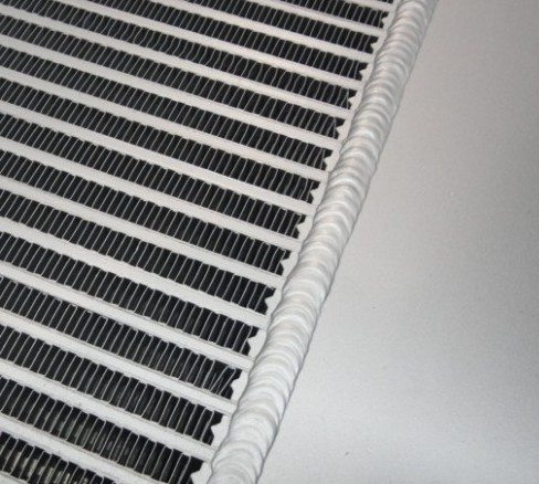 Heat Exchanger Oil Cooler Intercooler Cooling System