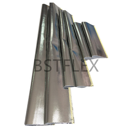 Heat Reflective Aluminized Fiberglass Sleeve