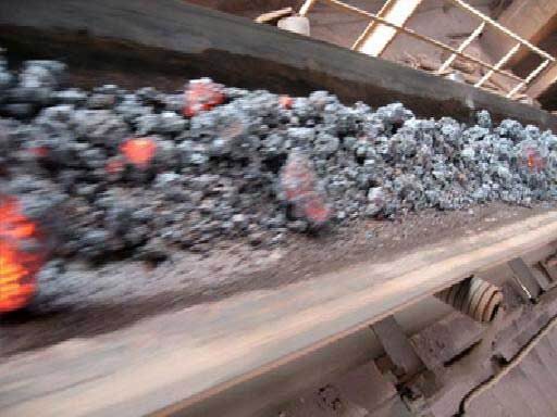 Heat Resistant Conveyor Belt From Tycoon Industry