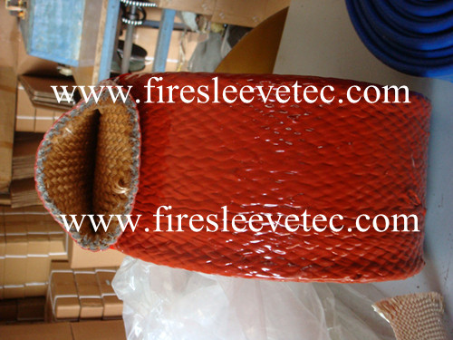 Heat Resistant Fiberglass Sleeve