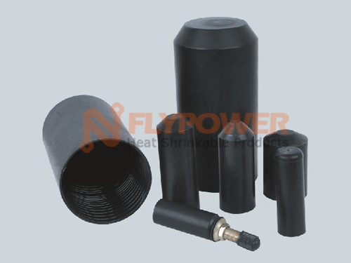 Heat Shrinkable Cable End Caps With Spiral Adhesive Coating Bh Sec