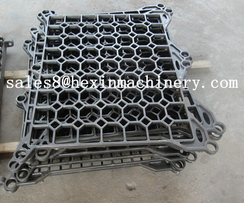 Heat Treatment Investment Casting Fixture