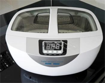 Heatable Ultrasonic Cleaner Jp 4820 Digital 2500ml