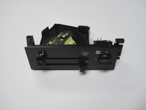 Heater Control 1988 Chevrolet K1500 16168925